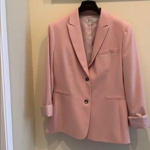 Tahari pink women jacket